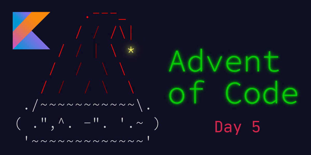 Advent of Code Day 5 : Binary representations and data classes val inits